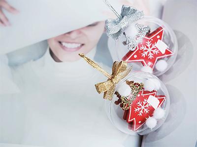 크리스마스포근한느낌오너먼트_DIYSET