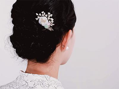 꽃과나비비녀_DIYSET