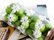 백아이루루플라워꽃줄 18mm 2마/구입금액선물(30000)