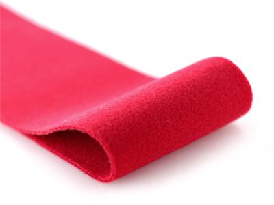 빨강소프트양면기모리본