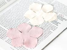 9cm소프트꽃잎재단