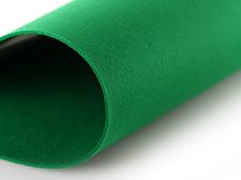 초록2mm소프트펠트원단