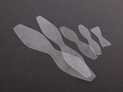 투명볼륨리본베이스