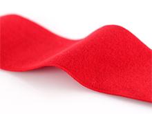 빨강와이어소프트양면기모리본