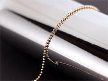 30cm얇은군번줄1mm