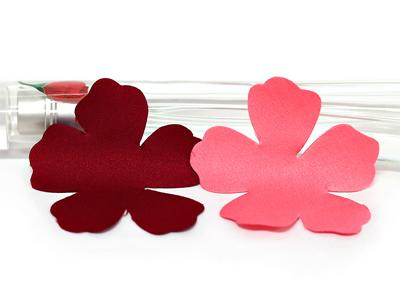 65mm빈티지꽃잎