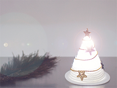 크리스마스트리조명장식