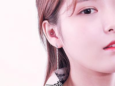 ★Silver★세도나은귀걸이