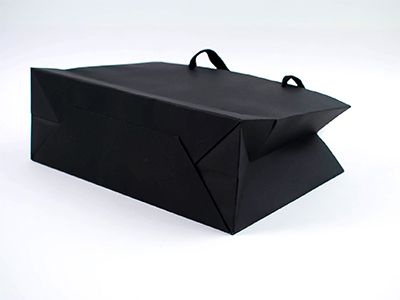 블랙종이쇼핑백