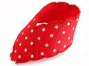 빨강(백색동그라미)빨강피코트