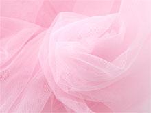 핑크무지망사레이스원단